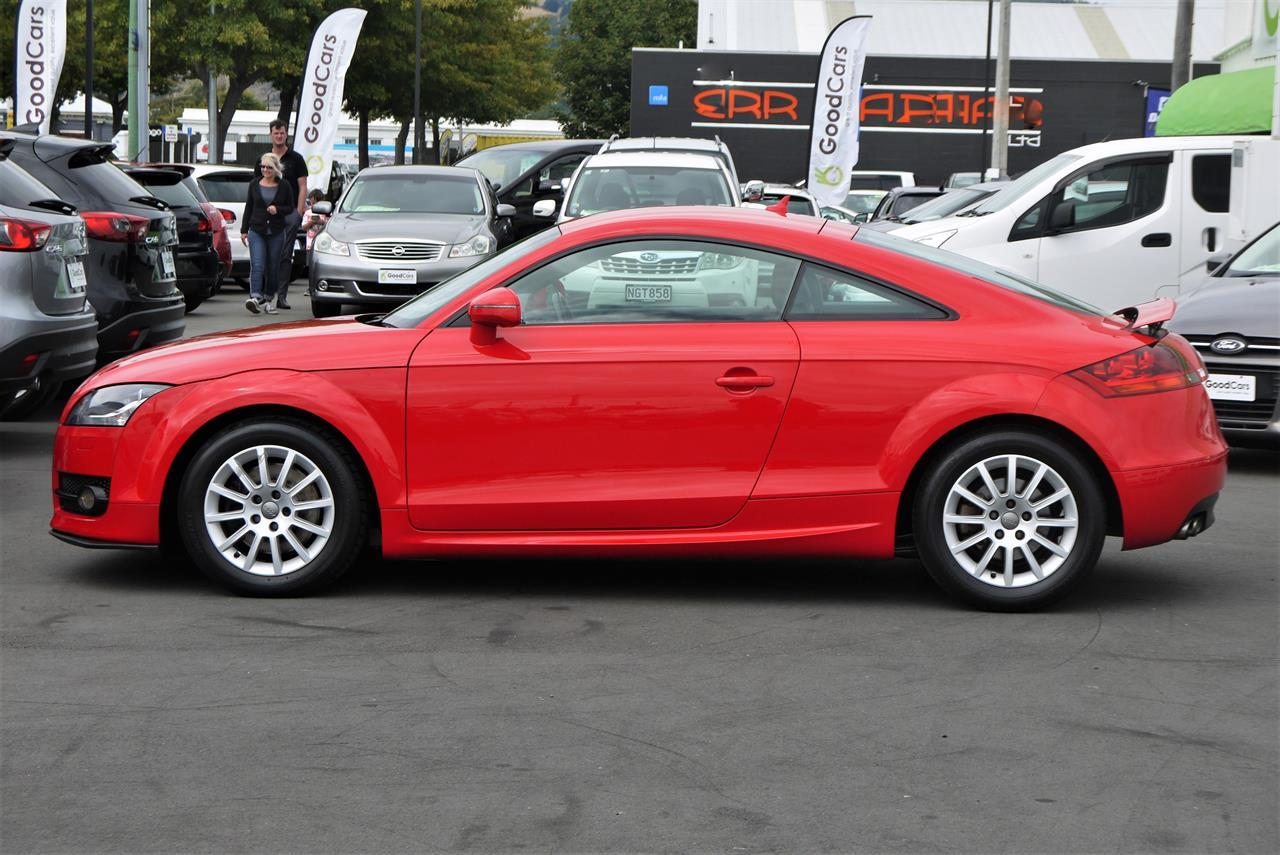 image-5, 2007 Audi TT 2.0 TFSI at Christchurch