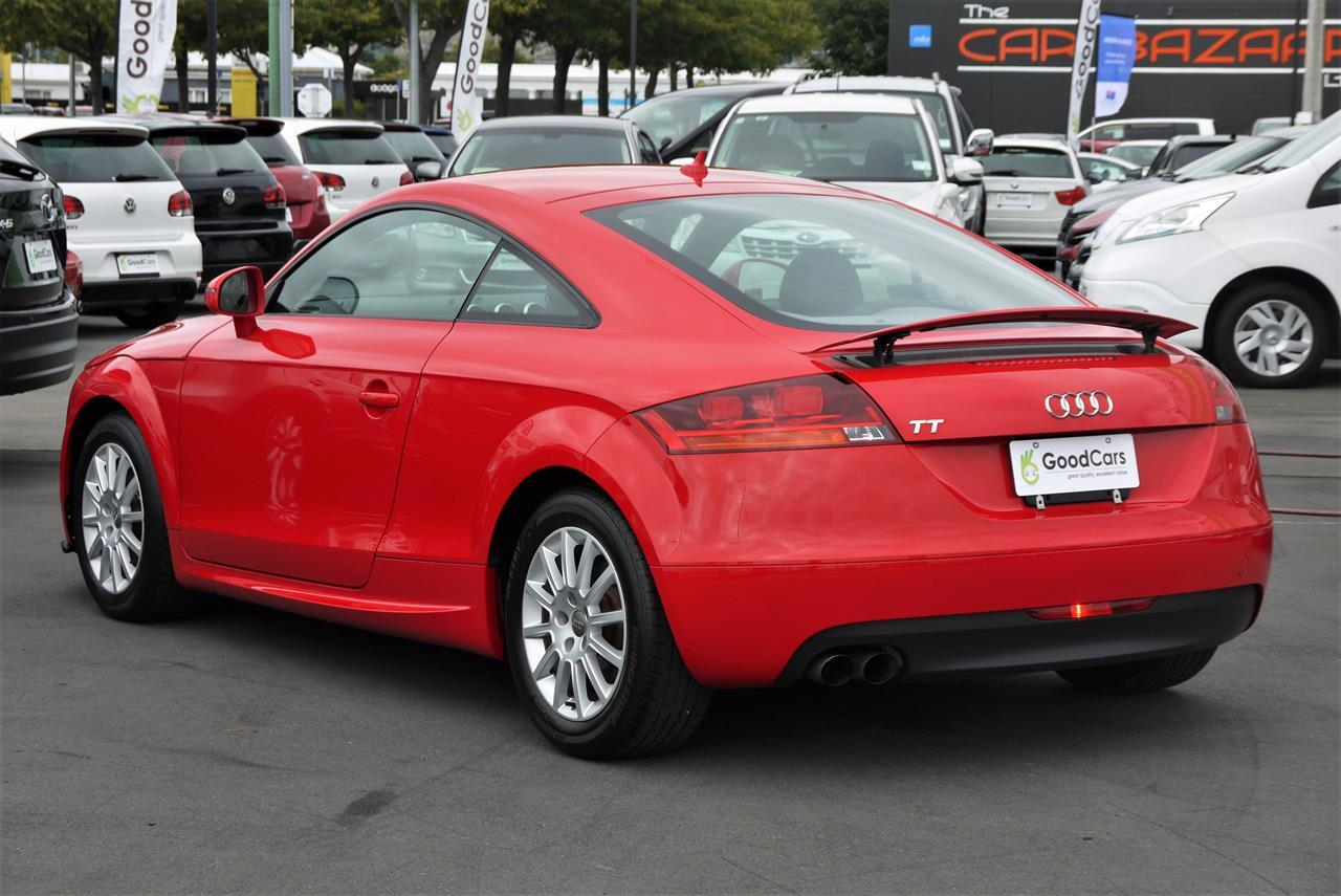 image-4, 2007 Audi TT 2.0 TFSI at Christchurch