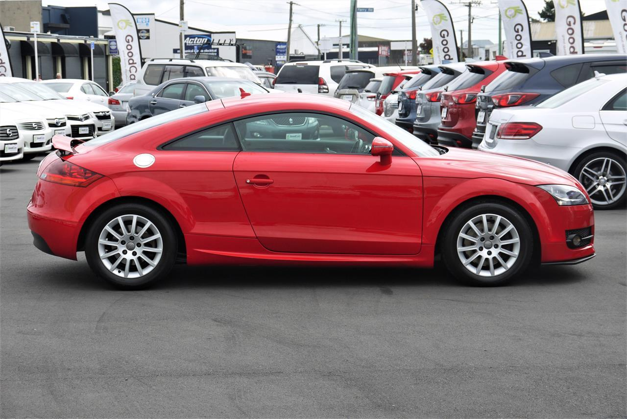 image-1, 2007 Audi TT 2.0 TFSI at Christchurch