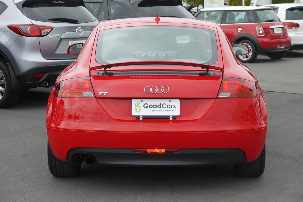 image-3, 2007 Audi TT 2.0 TFSI at Christchurch
