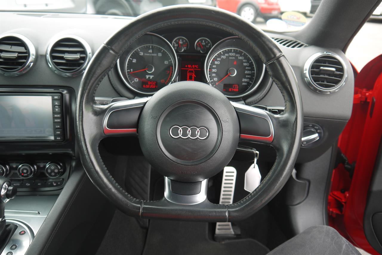 image-13, 2007 Audi TT 2.0 TFSI at Christchurch