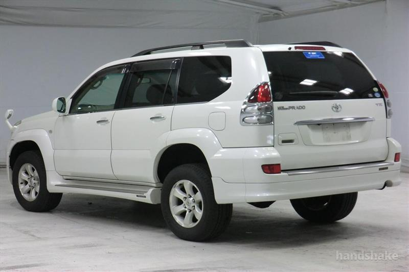 image-1, 2007 Toyota Landcruiser Prado TZ G Selection at Christchurch