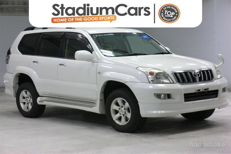 image-0, 2007 Toyota Landcruiser Prado TZ G Selection at Christchurch