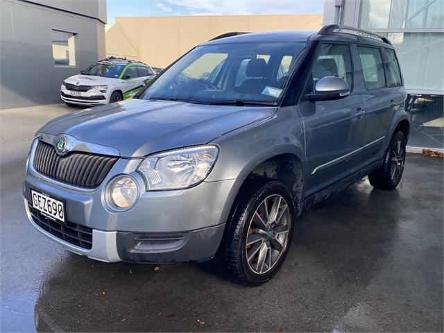 2012 skoda yeti 77kw turbo petrol auto for sale in