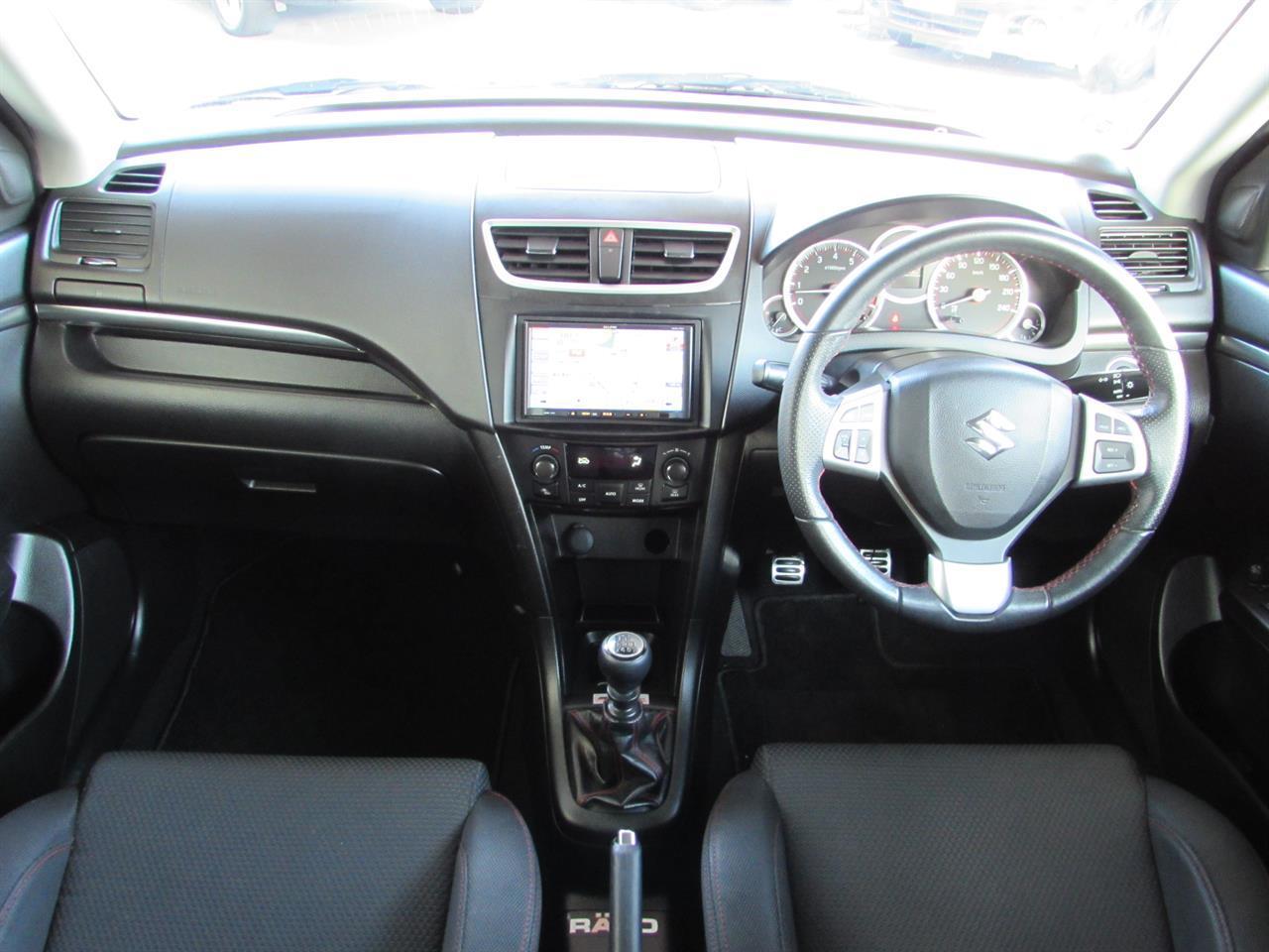 image-13, 2014 Suzuki SWIFT SPORTS at Christchurch