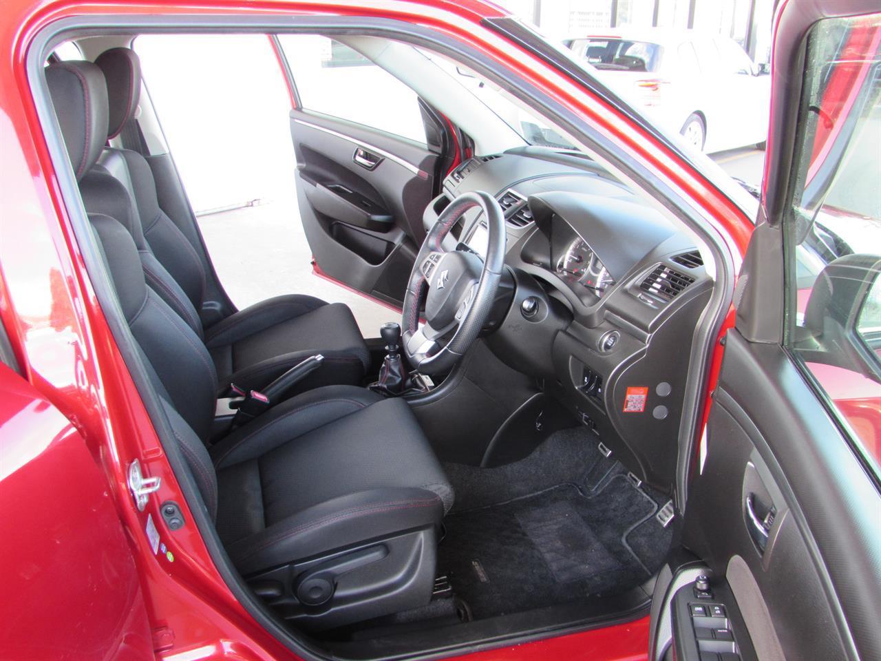 image-6, 2014 Suzuki SWIFT SPORTS at Christchurch