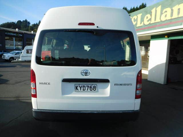 image-4, 2017 Toyota HIACE 12 Seater at Dunedin
