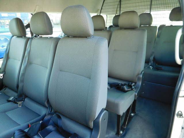 image-11, 2017 Toyota HIACE 12 Seater at Dunedin