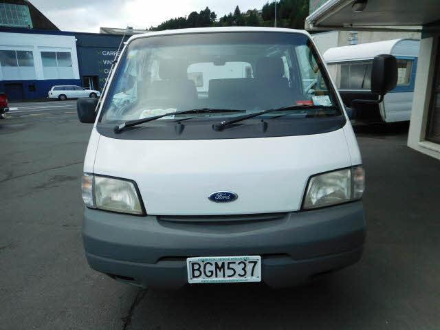 image-5, 2003 Ford Econovan swb at Dunedin