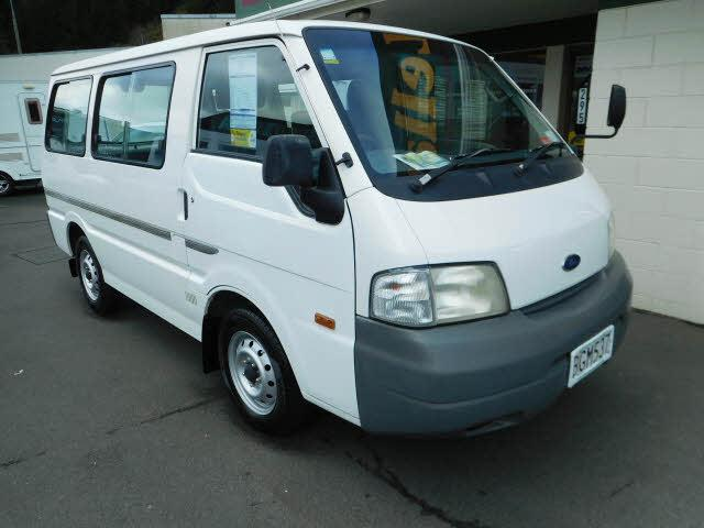 image-0, 2003 Ford Econovan swb at Dunedin