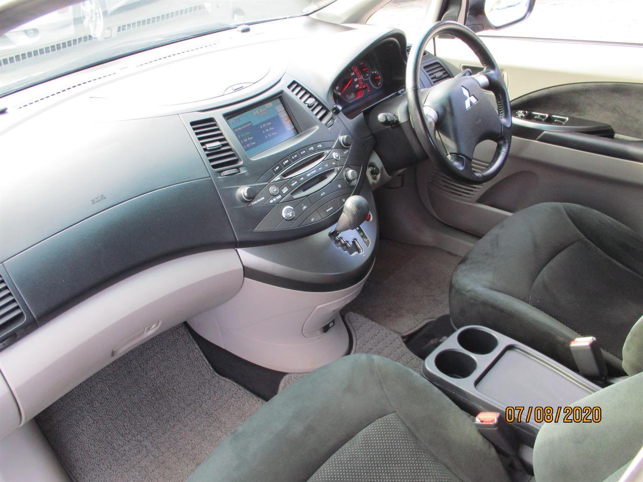 image-14, 2007 Mitsubishi Grandis 2.4 7 seater at Dunedin