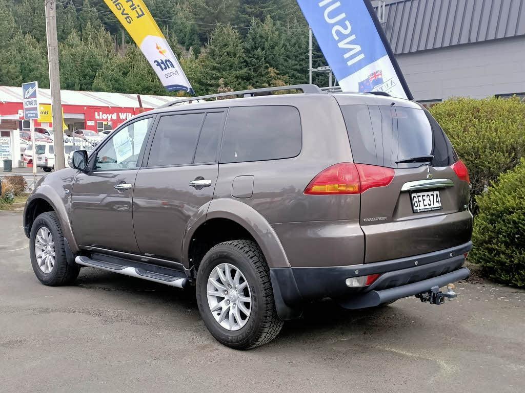 image-3, 2012 Mitsubishi Challenger EXC 4WD 2.5TD Auto EXC  at Dunedin