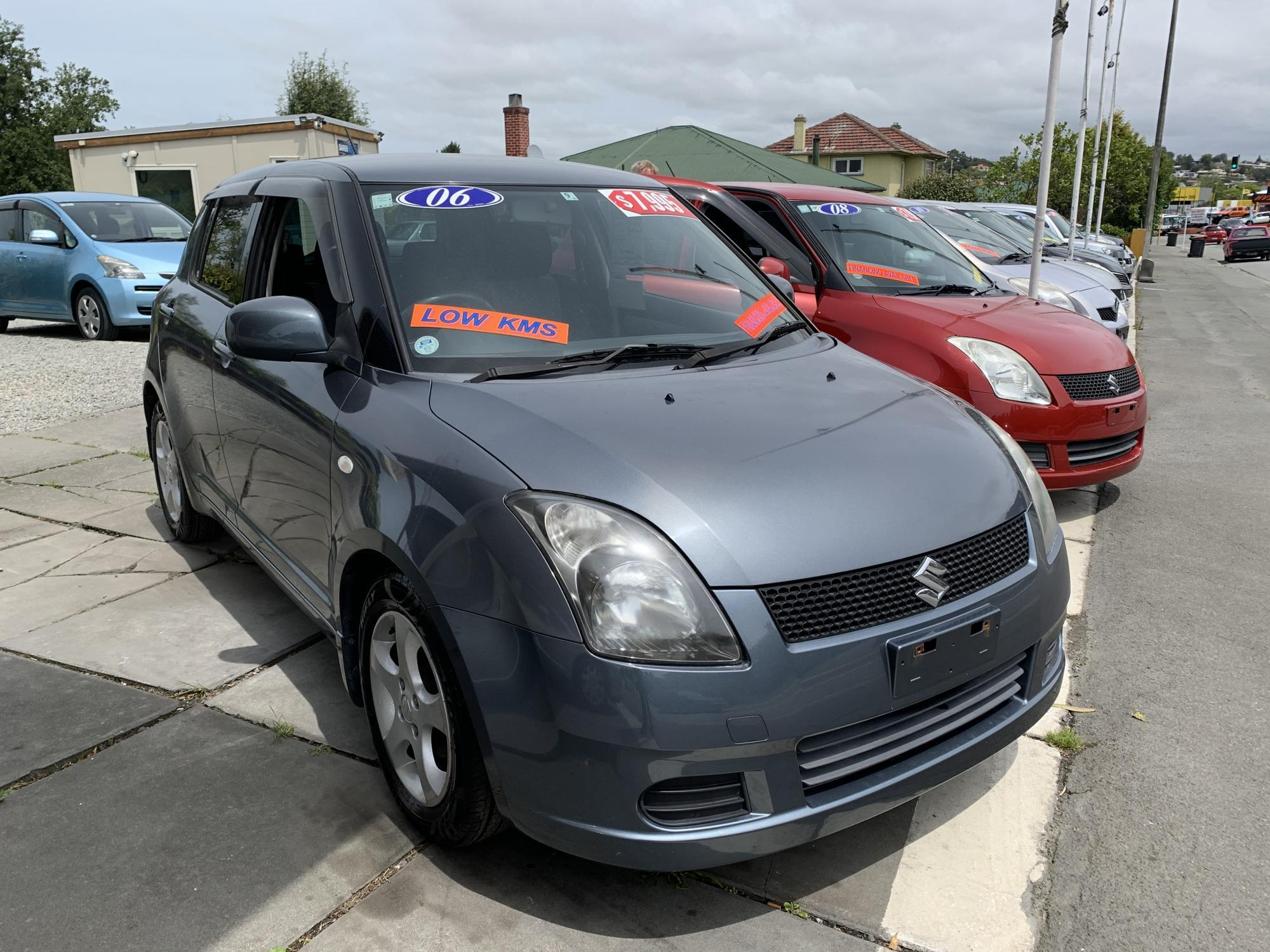 image-0, '06 Suzuki Swift at Timaru