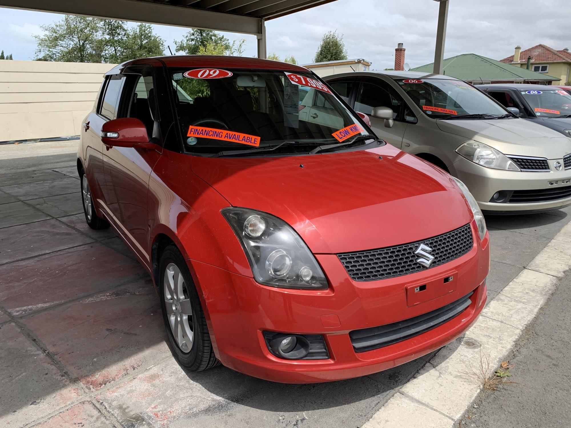 image-0, '09 Suzuki Swift  at Timaru