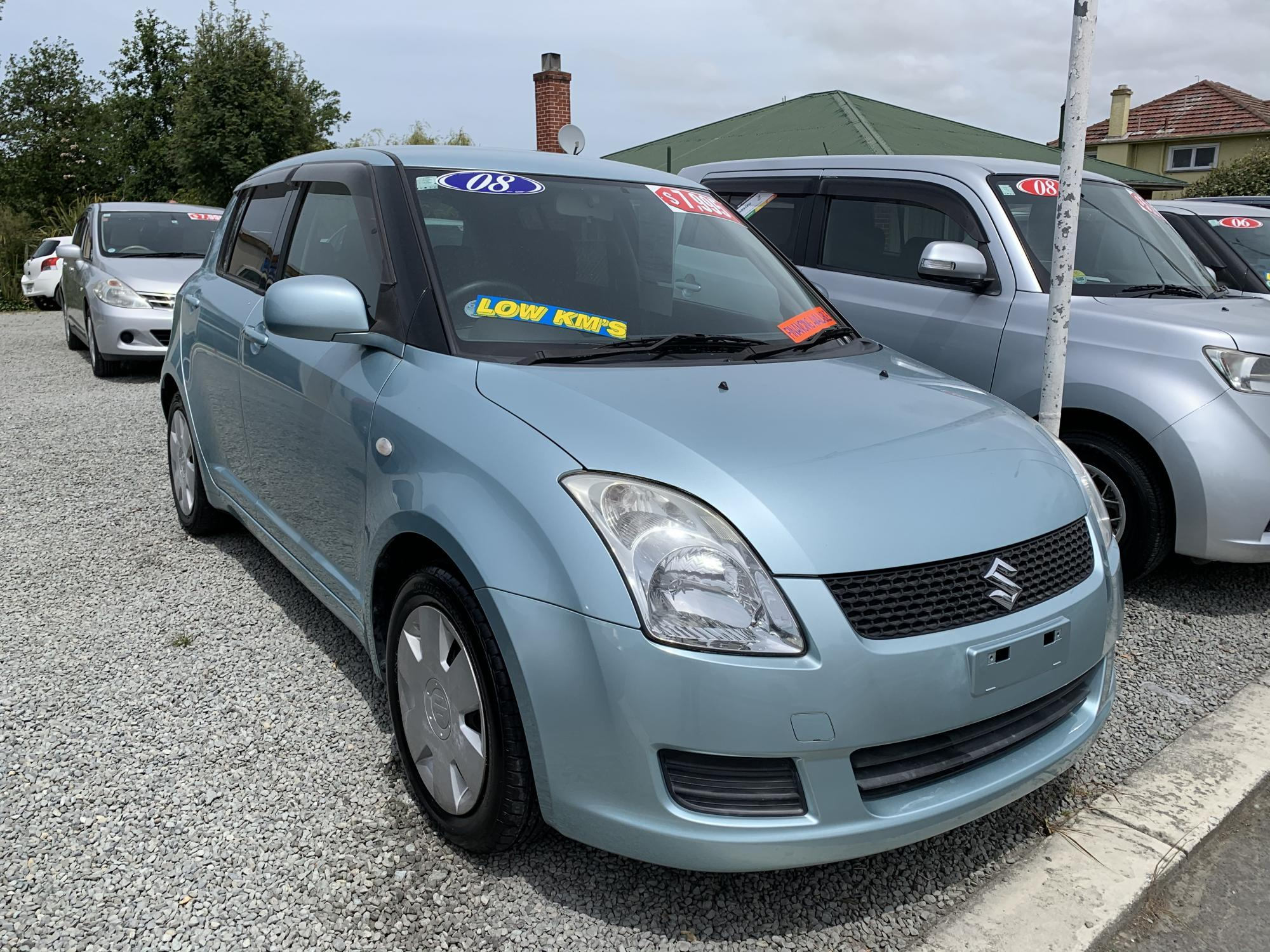 image-0, '08 Suzuki Swift  at Timaru