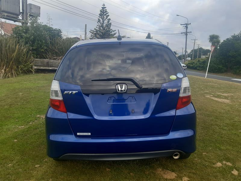 image-5, 2008 Honda Fit 5 Star Fuel Rating at Dunedin