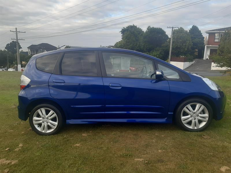 image-8, 2008 Honda Fit 5 Star Fuel Rating at Dunedin