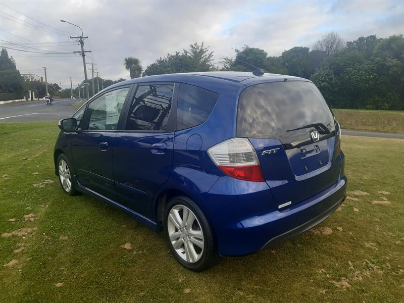 image-2, 2008 Honda Fit 5 Star Fuel Rating at Dunedin