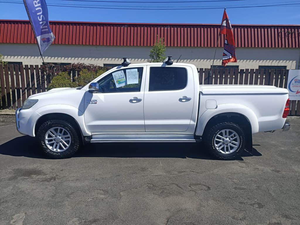 image-1, 2013 Toyota Hilux SR5 4WD 3.0TD DC 5M SR5 TD DC at Dunedin