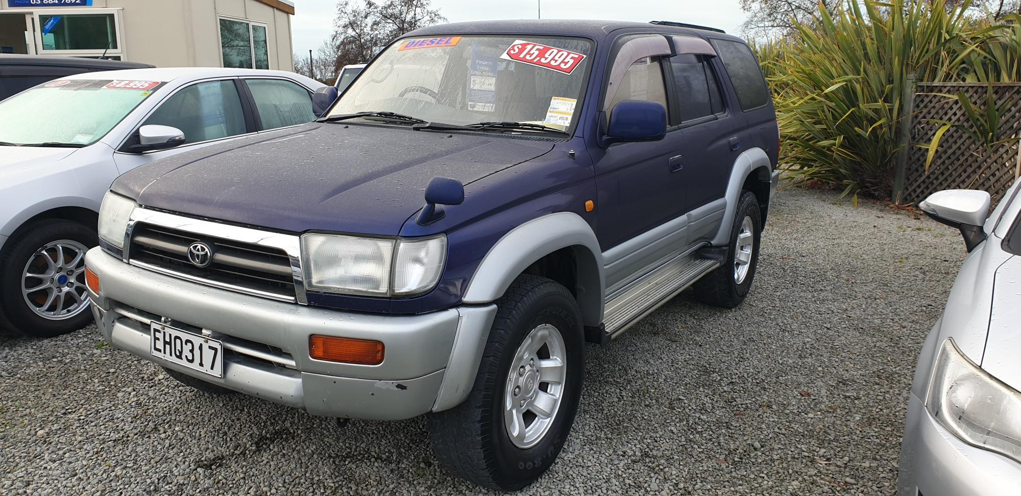 image-0, toyota hilux surf at Timaru