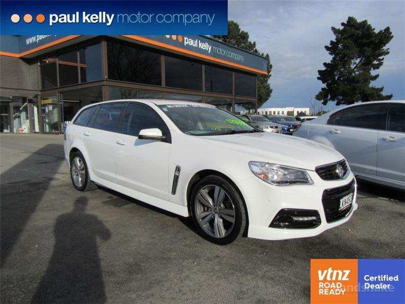 2014 Holden Commodore Sv6 Vf For Sale In Christchurch