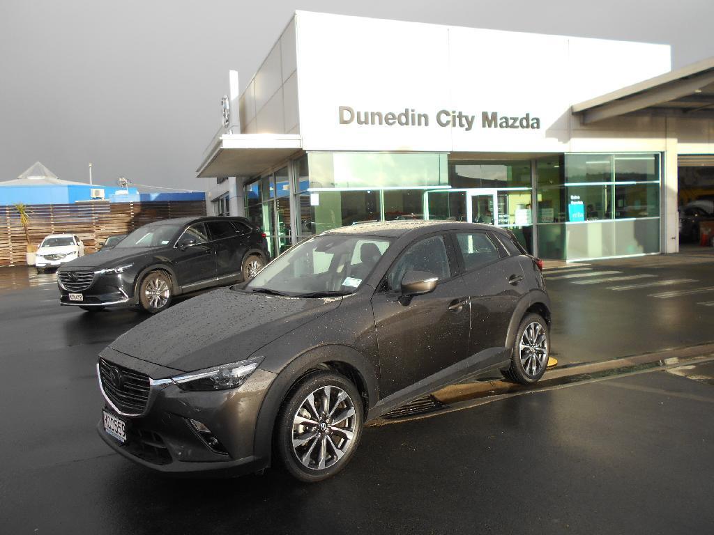 image-0, 2019 Mazda CX-3 GSX 2.0 Auto Hatch SUV at Dunedin