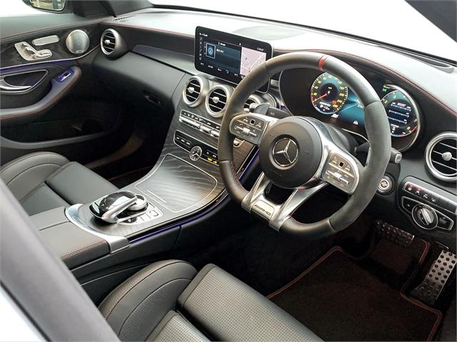 image-2, 2020 MercedesBenz C 43 AMG Facelift Performance Pa at Christchurch
