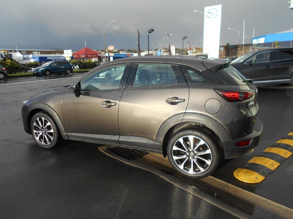 image-1, 2019 Mazda CX-3 GSX 2.0 Auto Hatch SUV at Dunedin