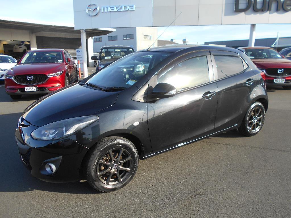 image-0, 2013 Mazda Demio 1.3 Auto Hatch Alloys at Dunedin