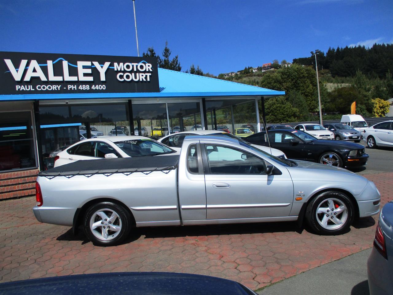 image-3, 2000 Ford Falcon AUII XR8 PICK UP FA at Dunedin