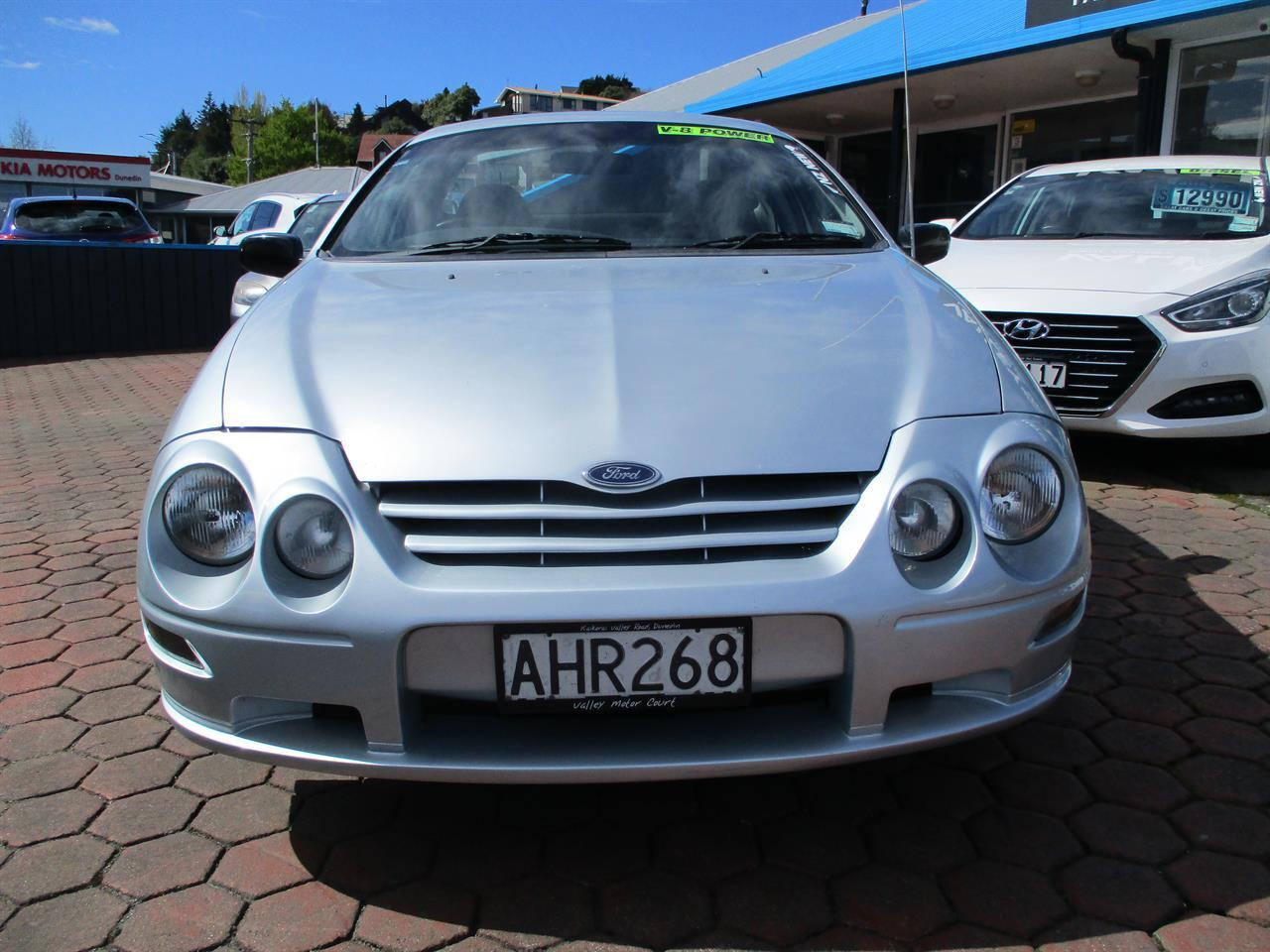 image-9, 2000 Ford Falcon AUII XR8 PICK UP FA at Dunedin