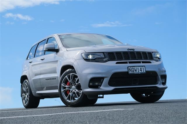 image-0, 2018 Jeep Grand Cherokee SRT8 Hemi 6.4L 8 Speed Au at Dunedin