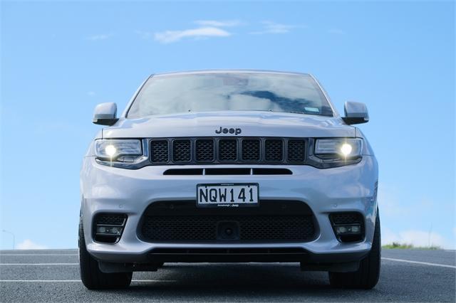 image-1, 2018 Jeep Grand Cherokee SRT8 Hemi 6.4L 8 Speed Au at Dunedin