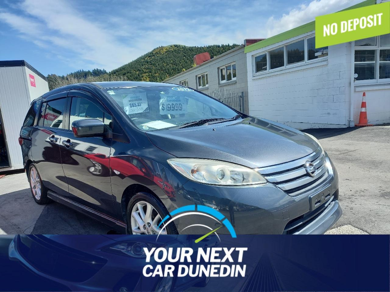 image-0, 2012 Nissan Lafesta Highway Star Pure Drive at Dunedin