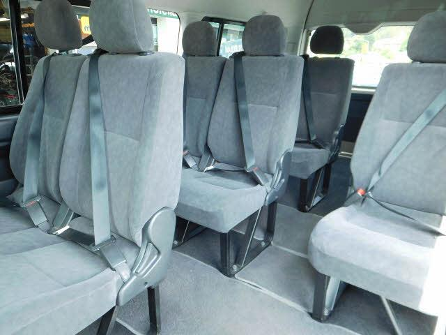 image-8, 2013 Toyota HIACE TEN SEATER at Dunedin