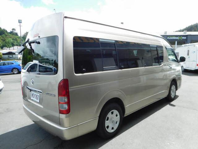 image-4, 2013 Toyota HIACE TEN SEATER at Dunedin