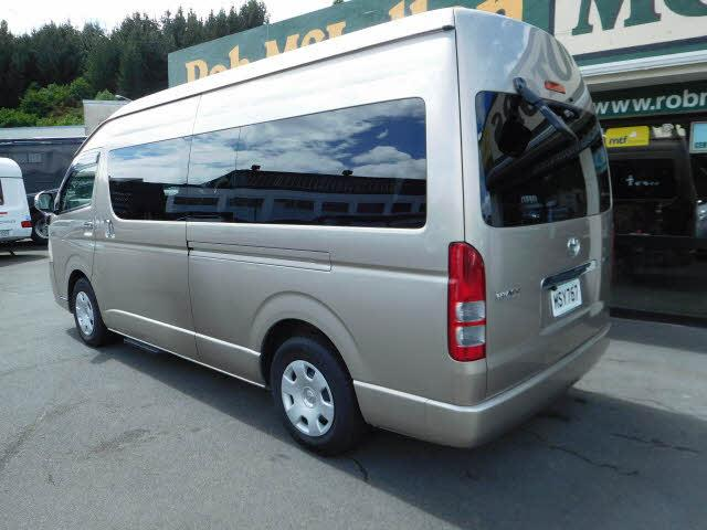 image-2, 2013 Toyota HIACE TEN SEATER at Dunedin