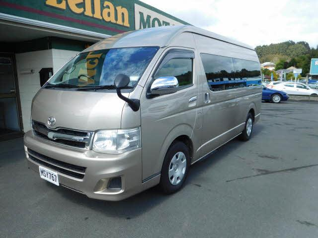 image-0, 2013 Toyota HIACE TEN SEATER at Dunedin