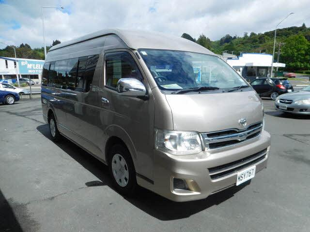 image-5, 2013 Toyota HIACE TEN SEATER at Dunedin