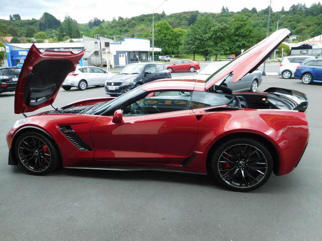 image-2, 2015 Chevrolet Corvette Supercharged at Dunedin