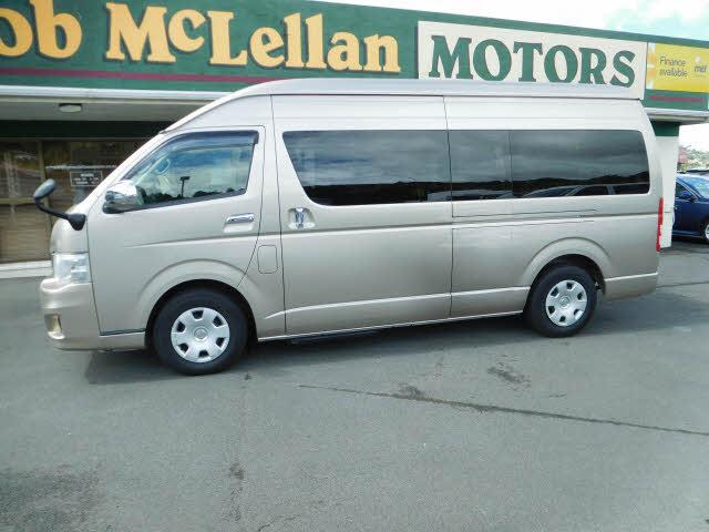 image-1, 2013 Toyota HIACE TEN SEATER at Dunedin