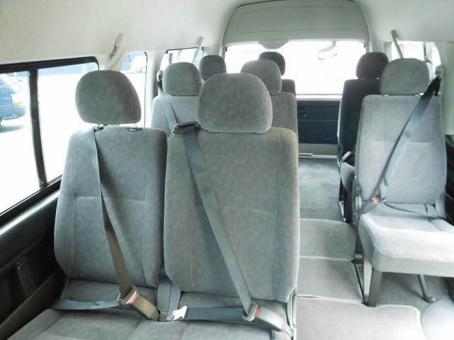 image-14, 2013 Toyota HIACE TEN SEATER at Dunedin