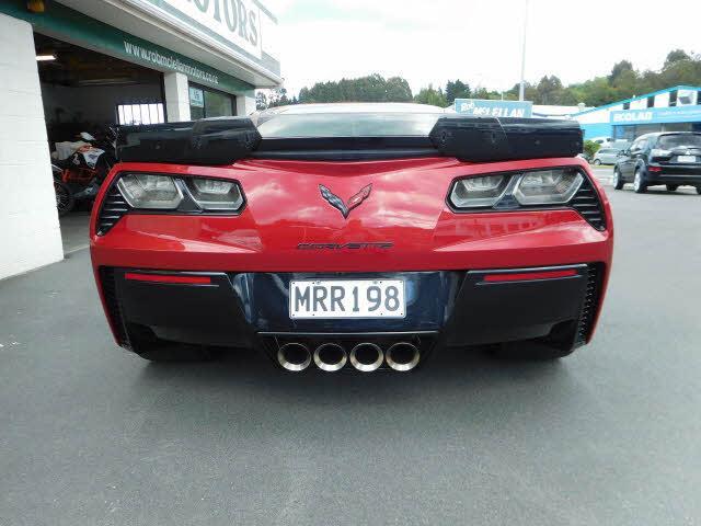 image-3, 2015 Chevrolet Corvette Supercharged at Dunedin