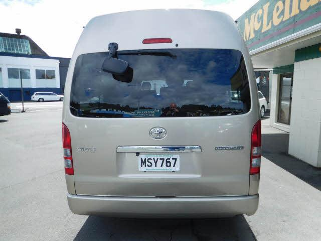 image-3, 2013 Toyota HIACE TEN SEATER at Dunedin