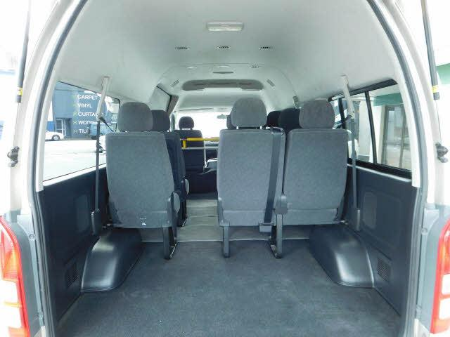 image-6, 2013 Toyota HIACE TEN SEATER at Dunedin