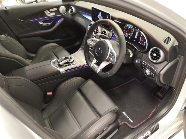 image-5, 2020 MercedesBenz C 43 AMG Facelift Performance Pa at Christchurch