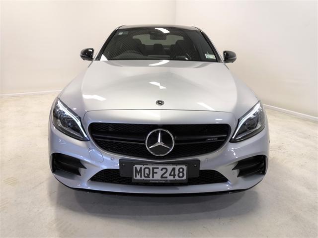 image-4, 2020 MercedesBenz C 43 AMG Facelift Performance Pa at Christchurch