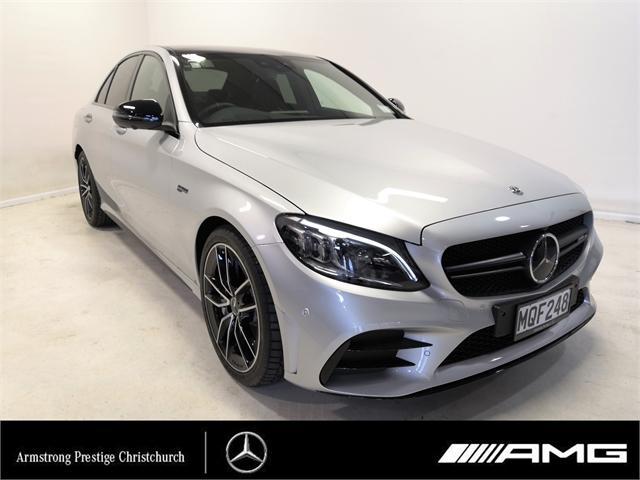 image-0, 2020 MercedesBenz C 43 AMG Facelift Performance Pa at Christchurch