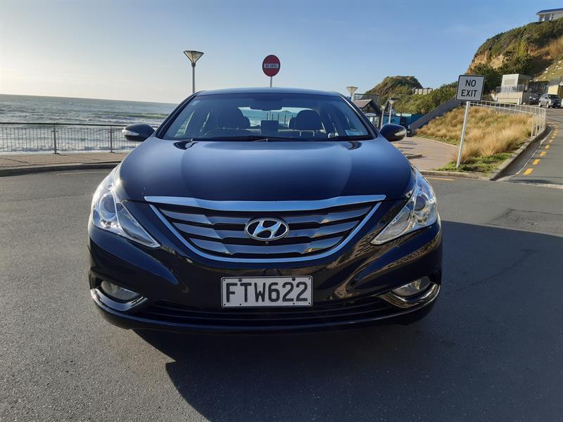 image-5, 2011 Hyundai I45 I45 Elite NZ New at Dunedin