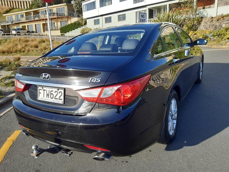 image-2, 2011 Hyundai I45 I45 Elite NZ New at Dunedin
